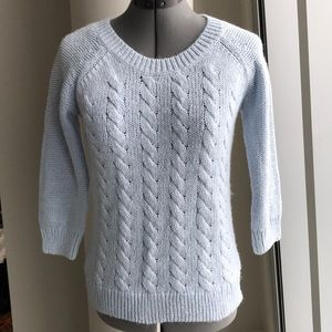 Blue Sweater Revolution by Ricky's